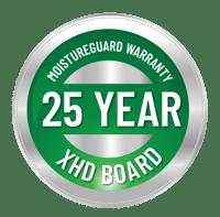 25yr warranty badge XHD