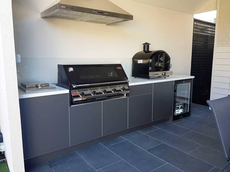 Beefeature-Signature-3000E-5-Burner-BBQ-Gasmate-Pizza-Oven-Turbo-Alfresco-Rangehood-by-LimeTree-Alfresco