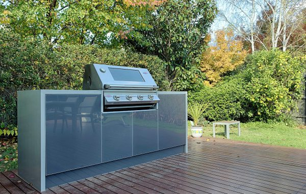 Outdoor BBQ Cabinets Kitchen Camberwell Deck Melbourne