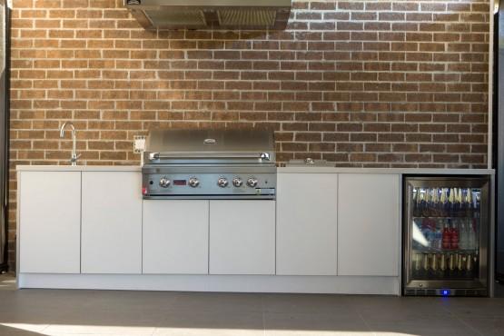 Outdoor Kitchen Thornbury Melbourne