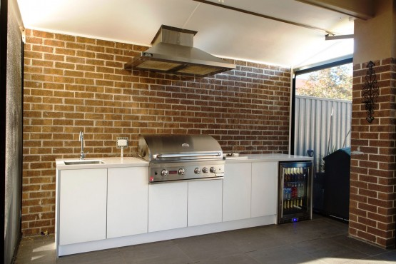 Outdoor Kitchen Thornbury Melbourne